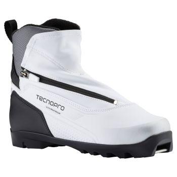 Tecnopro ULTRA PRO PROLINK, ženski čevlji za smučarski tek, bela