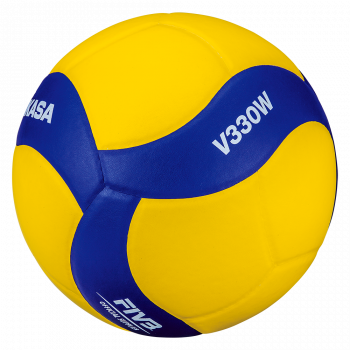 Mikasa V330W, odbojkarska žoga, modra