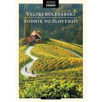 Sidarta VELIKI KOLESARSKI VODNIK, knjiga