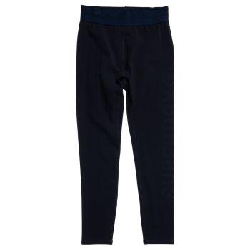 Superdry ESSENTIAL 7/8 LEGGING, ženske pajke, modra