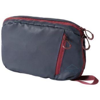 McKinley WASH BAG MINI, toaletna torbica, modra