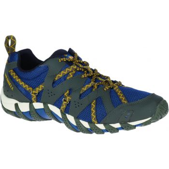 Merrell WATERPRO MAIPO 2, pohodni čevlji, modra