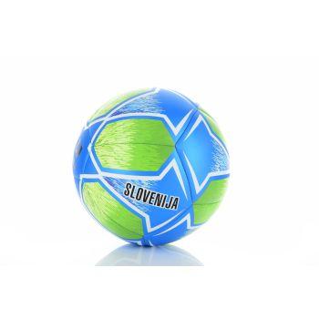 Wilson INTERSPORT SLOVENIA SOCCER, nogometna žoga, zelena
