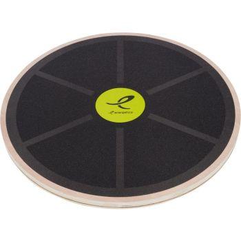 Energetics WOODEN BALANCE BOARD 1.0, oprema za ravnotežje, črna
