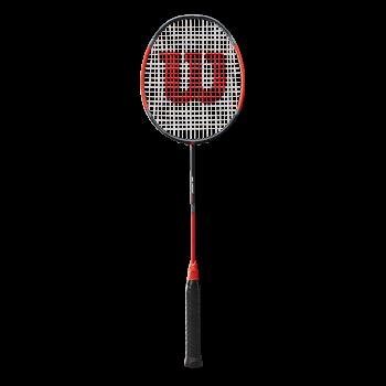 Wilson BLAZE 255, lopar badminton, rdeča