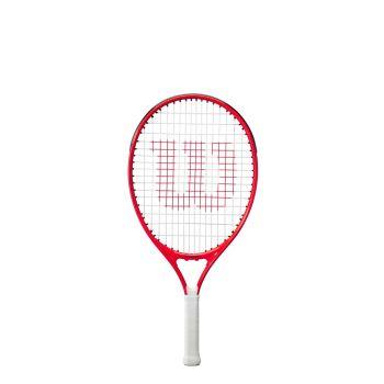 Wilson ROGER FEDERER 21, otroški tenis lopar, rdeča