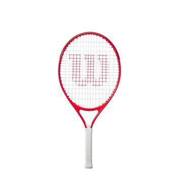 Wilson ROGER FEDERER 23, otroški tenis lopar, rdeča