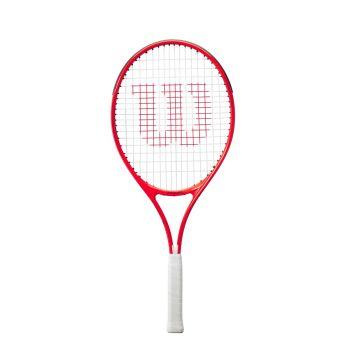 Wilson ROGER FEDERER 25, otroški tenis lopar, rdeča