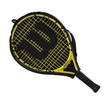 Wilson MINIONS 19, otroški tenis lopar, rumena