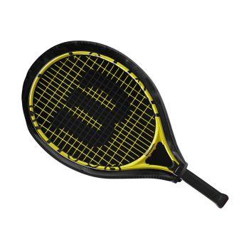 Wilson MINIONS 21, otroški tenis lopar, rumena