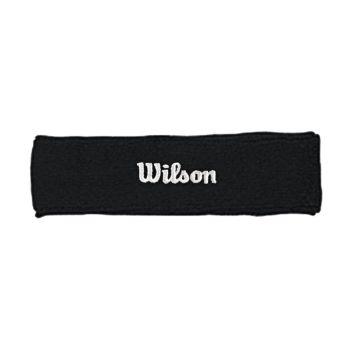 Wilson HEADBAND, teniški znojnik, črna