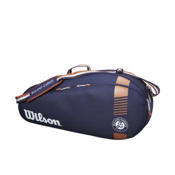 Wilson RG TEAM 3PK, torba, modra