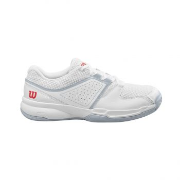 Wilson COURT ZONE W, ženski tenis copati, bela