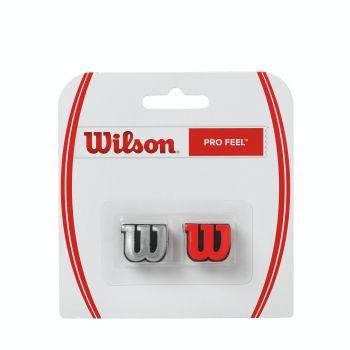 Wilson PROFEEL RDSI, blažilec vibracij, rdeča