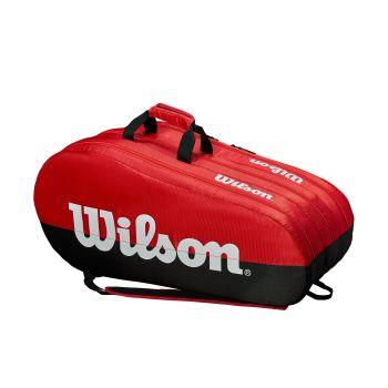 Wilson TEAM 3 COMP, torba, črna