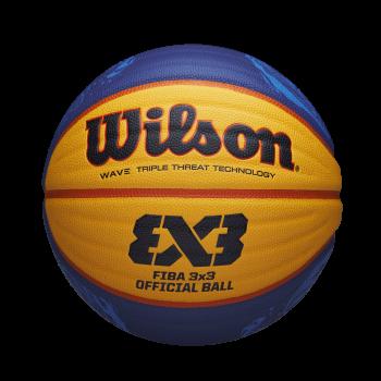 Wilson FIBA 3X3 OFFICIAL GAME BALL 2020 WT, košarkarska žoga, modra