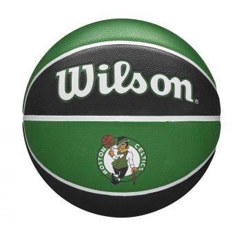 Wilson NBA TEAM TRIBUTE BOSTON CELTICS, košarkarska žoga, zelena