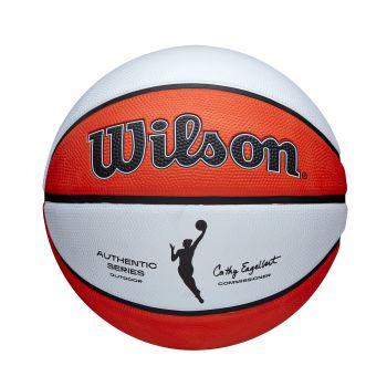 Wilson WNBA AUTH SERIES OUTDOOR, košarkarska žoga, oranžna