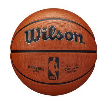 Wilson NBA AUTHENTIC SERIES OUTDOOR 6, košarkarska žoga, rjava