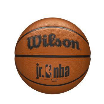 Wilson JR NBA DRV, košarkarska žoga, rjava