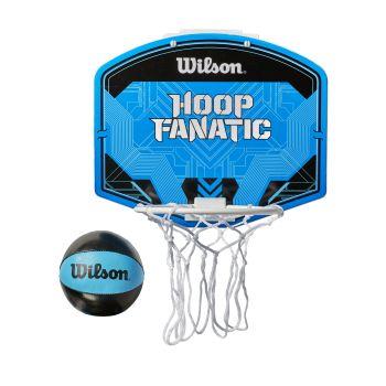 Wilson HOOP FANATIC MINI BSKT HOOP, košarkarski obroč, modra