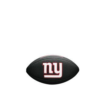 Wilson NFL TEAM LOGO MINI - GIANTS, črna