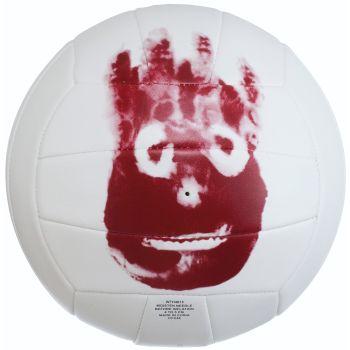 Wilson CASTAWAY DEFL VB, odbojkarska žoga, bela