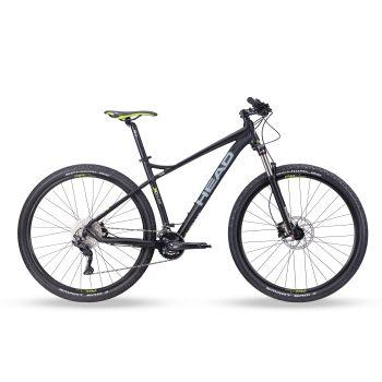 Head X-RUBI II, moško gorsko kolo, črna