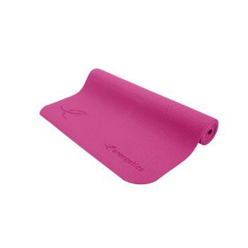 Energetics YOGA, gimnastična podloga, roza