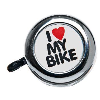 Carol I LOVE BIKE, kolesarski zvonec