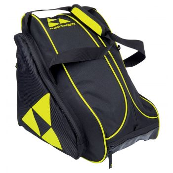 Fischer SKIBOOTBAG ALPINE RACE, torba za smučarske čevlje, črna