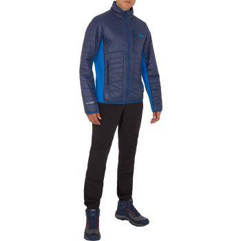 McKinley ZINDER III UX, moška pohodna jakna, modra