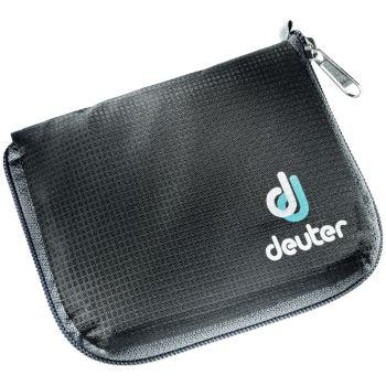 Deuter ZIP WALLET RFID BLOCK, denarnica, črna
