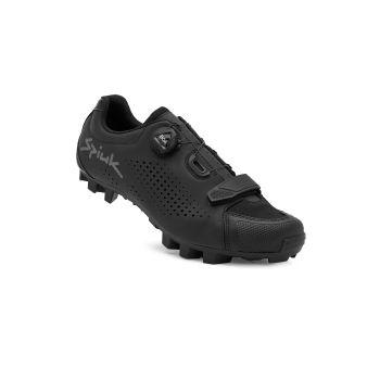 Spiuk MONDIE, moški kolesarski čevlji, črna