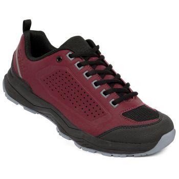 Spiuk OROMA W, ženski kolesarski čevlji, rdeča