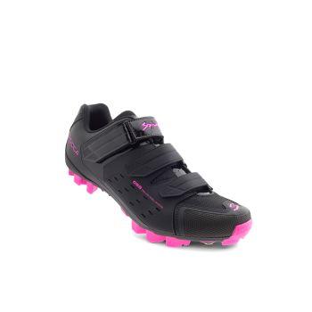 Spiuk ROCCA, ženski kolesarski čevlji, črna