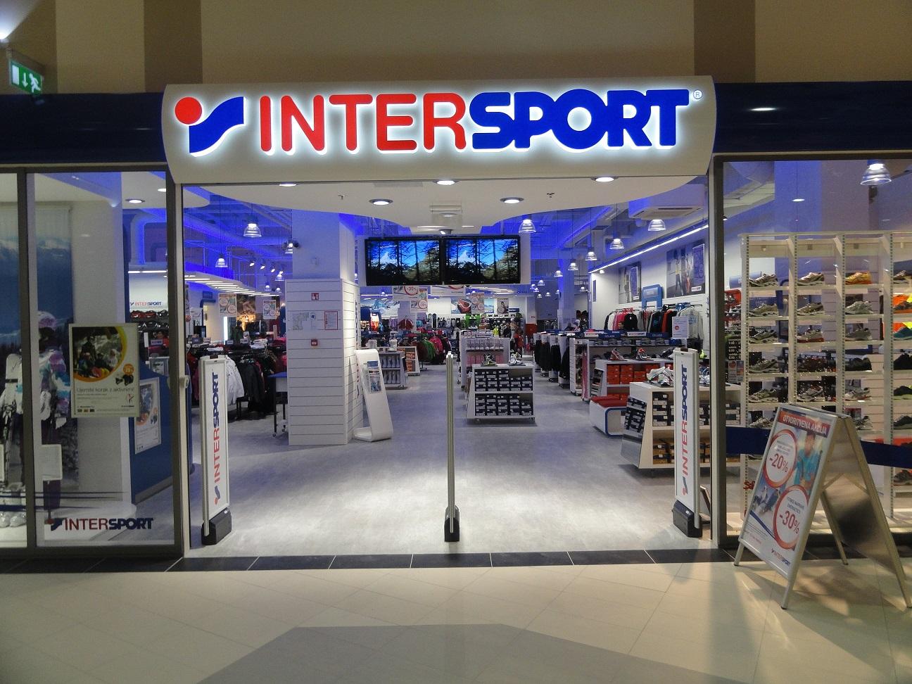 INTERSPORT  MARIBOR TABOR