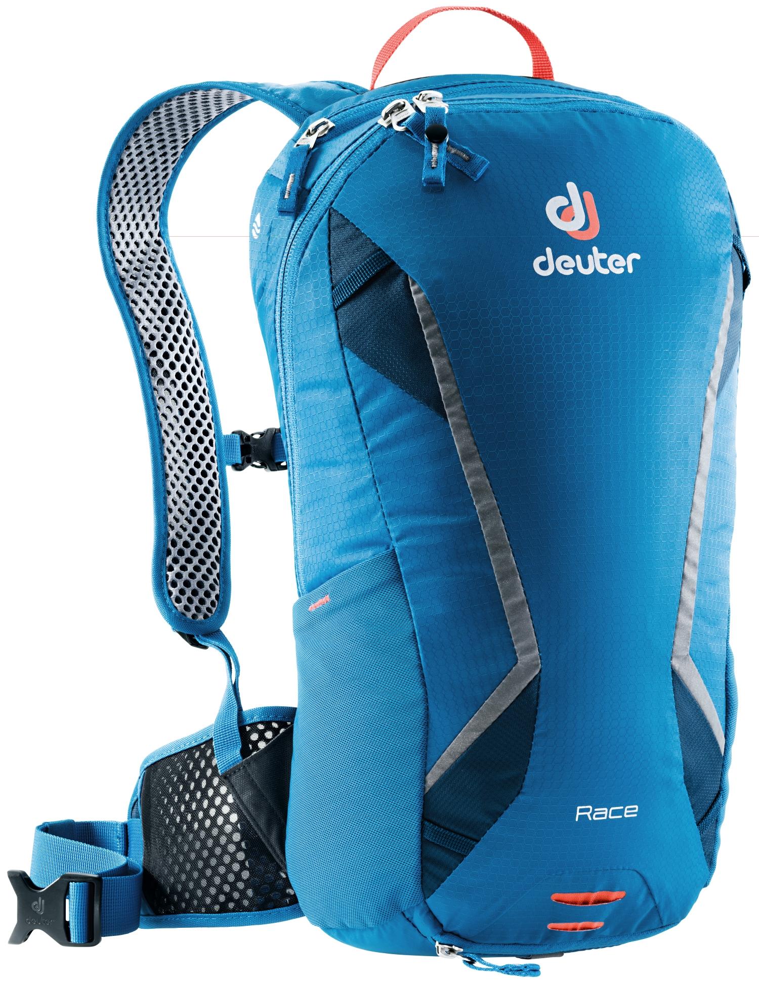 Deuter RACE, kolesarski nahrbtnik, modra