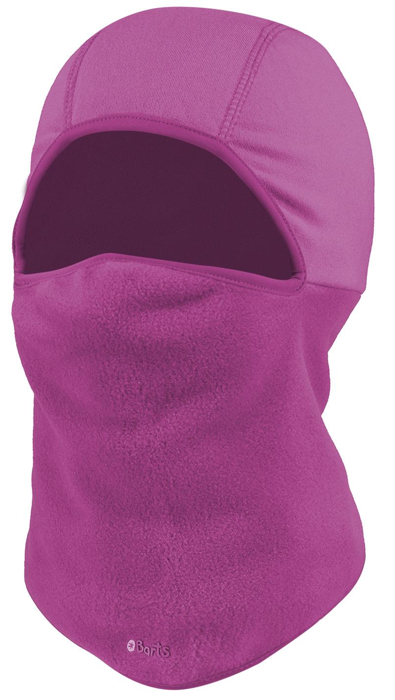 Barts HELMACLAVA KIDS FUCHSIA 53, pokrivalo, roza