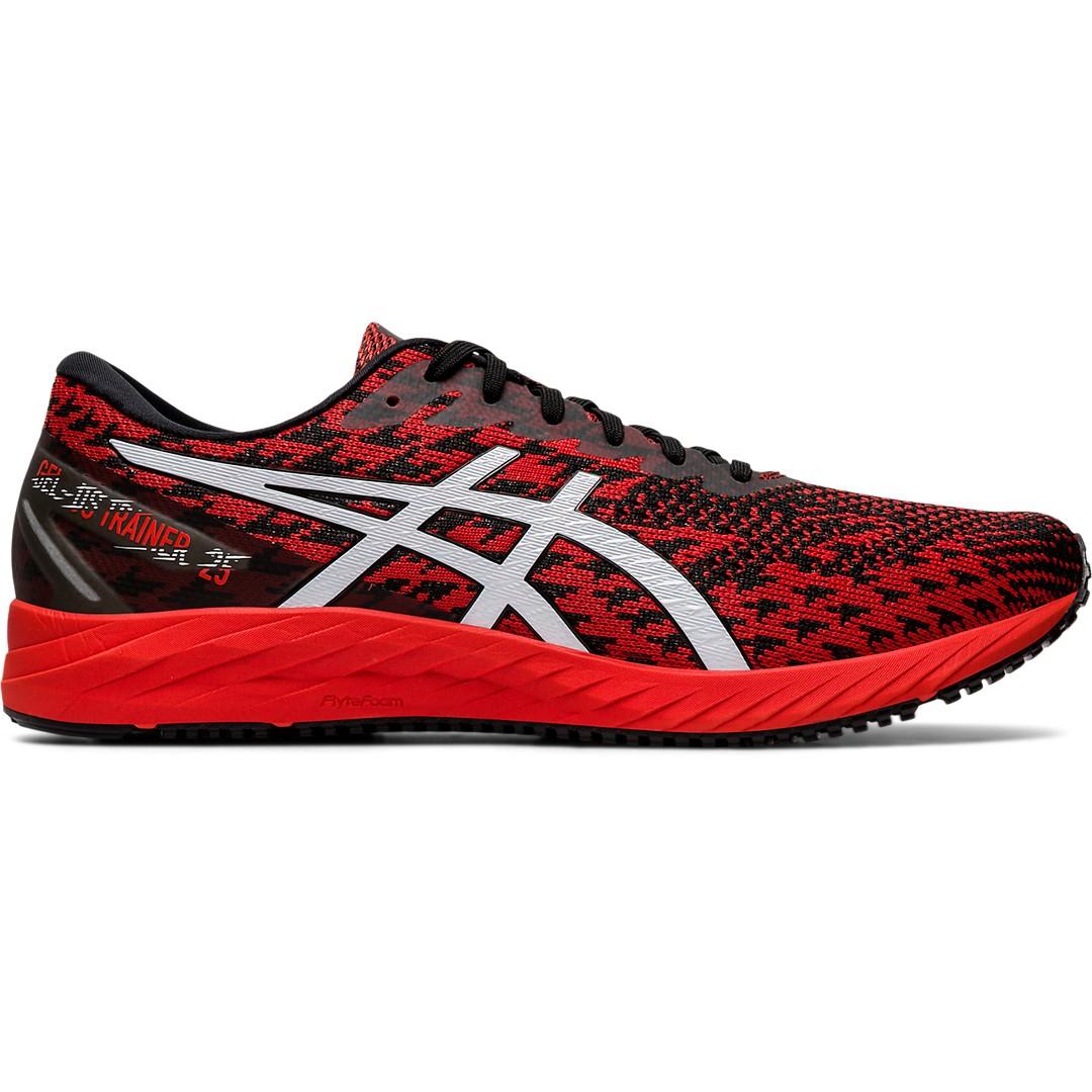 Asics GEL-DS TRAINER 25, moški tekaški copati, rdeča