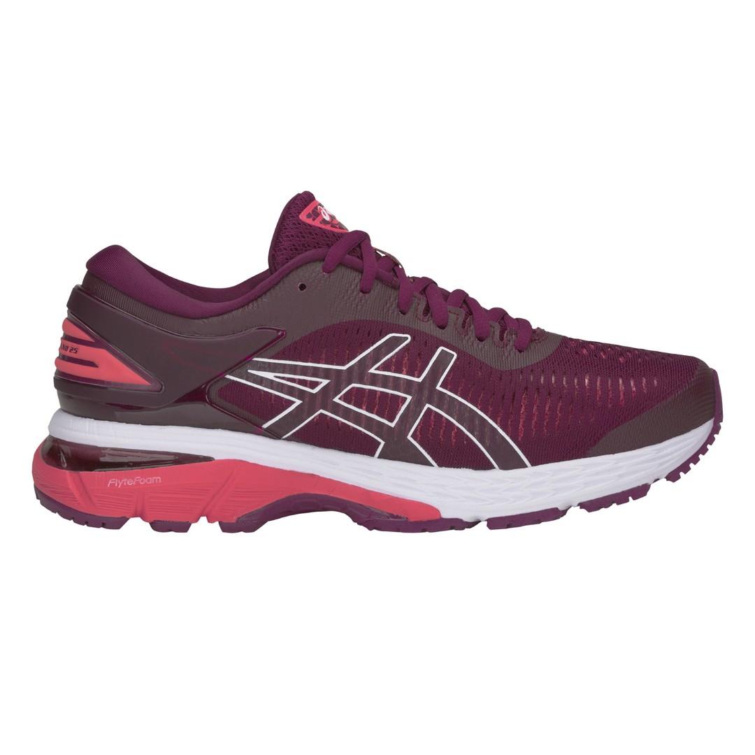 Asics GEL-KAYANO 25, ženski tekaški copati, rdeča