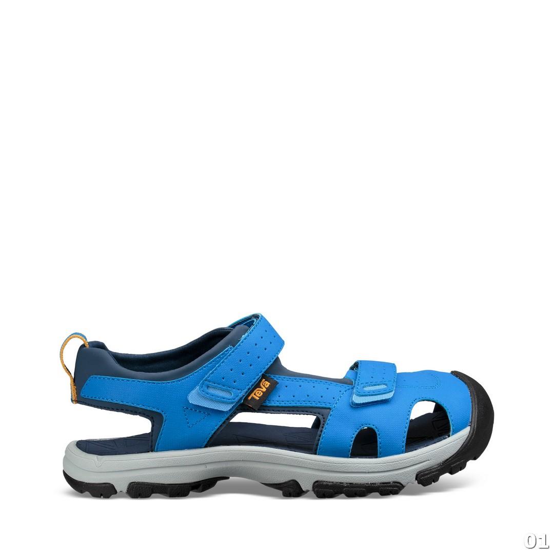 Teva Hurricane Toe Pro, sandali  o.poh., modra