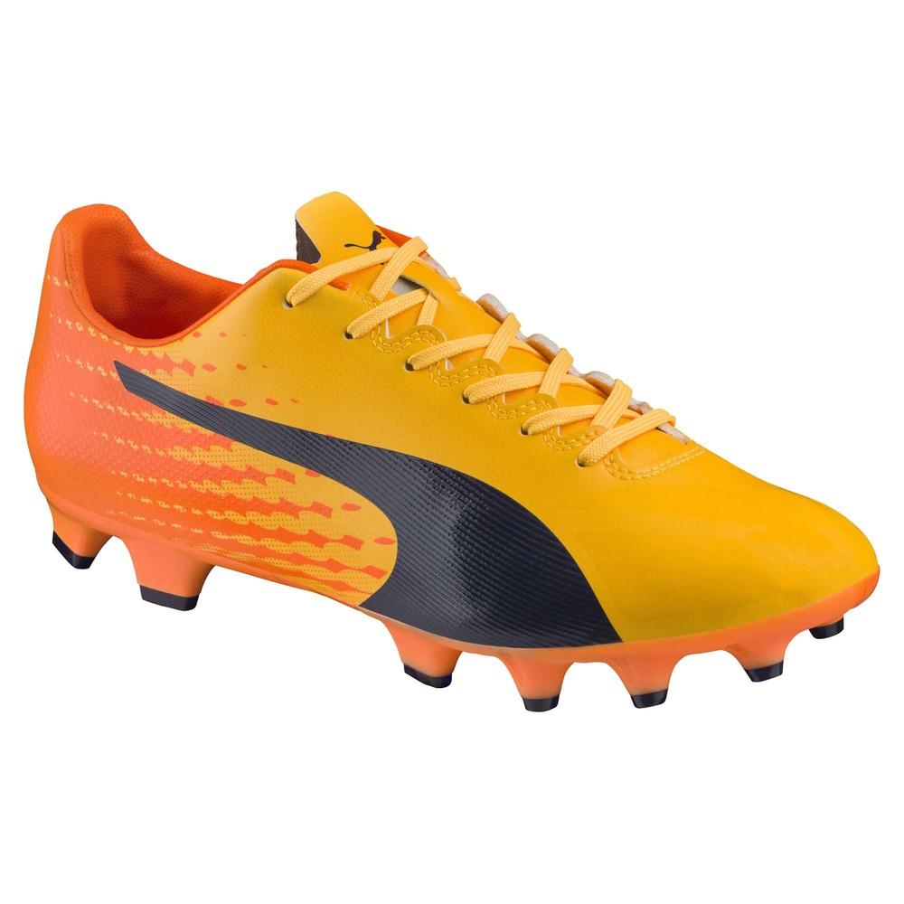 Puma EVOSPEED 17.2, moški nogometni čevlji, oranžna