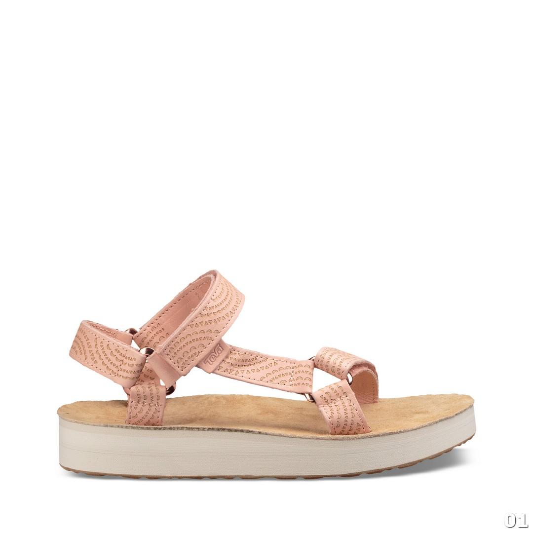Teva MIDFORM UNIVERSAL GEOMETRIC, sandali, roza