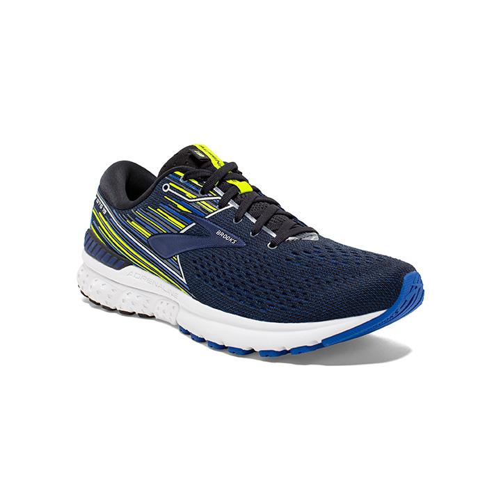 Brooks ADRENALINE GTS 19, moški tekaški copati, modra