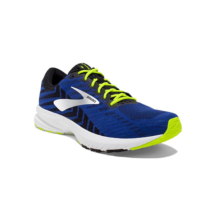 Brooks LAUNCH 6, moški tekaški copati, modra