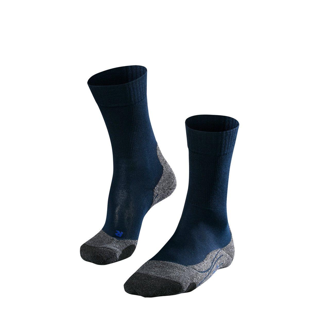 Falke FALKE TK2 COOL, moške smučarske nogavice, črna