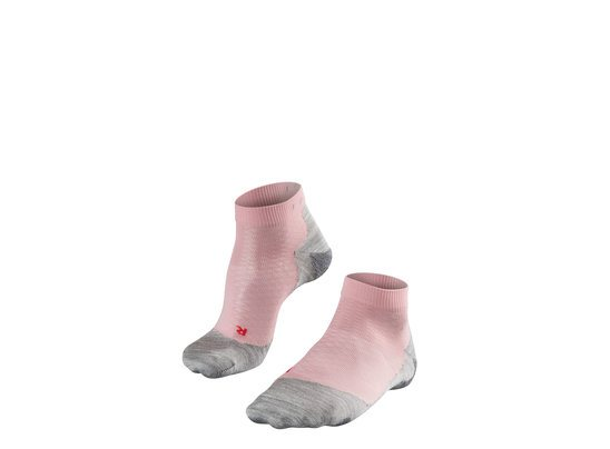 Falke FALKE RU5 LIGHTWEIGHT SHORT, nogavice ž.kr tek, roza