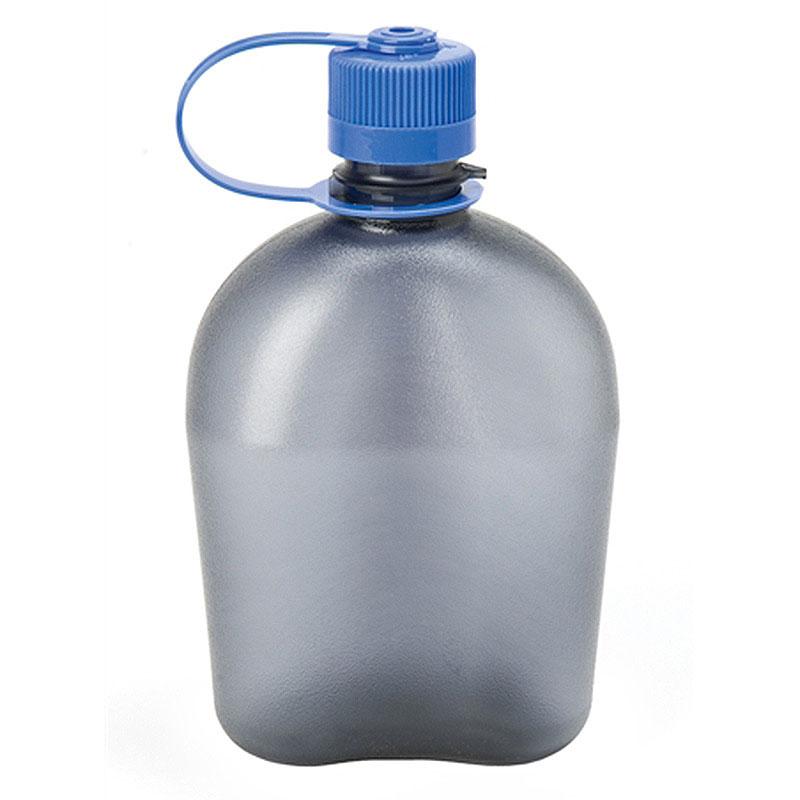 Nalgene OASIS, steklenica, siva