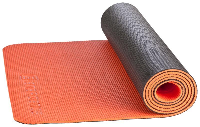 Energetics 2 COLOR YOGA MAT, gimnastična podloga, oranžna